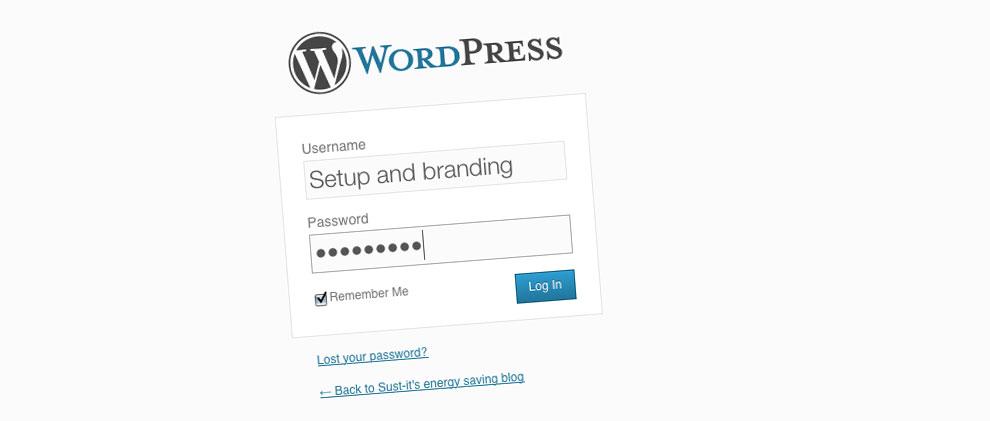 WordPress_branding